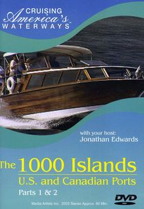 1,000 Islands: Us and Canadian Ports