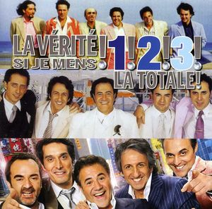 Le Verite Si Je Mens ! 1 2 3 la Totale [Import]