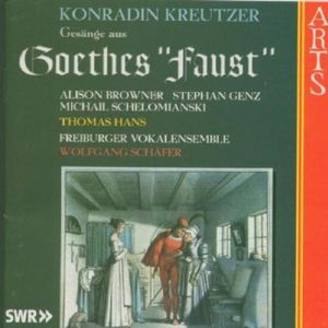 "Songs from ""Faust"""