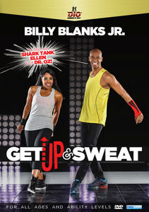 Dance It Out: Get Up and Sweat Workout