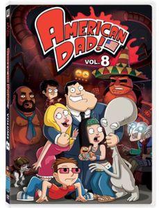 American Dad!: Volume 8
