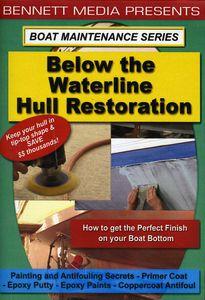 Below the Waterline Hull Restoration