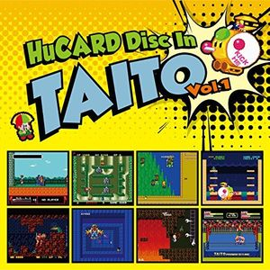 Hucard Disc In Taito Vol 1 (Original Soundtrack) [Import]
