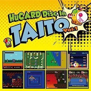 Hucard Disc In Taito Vol 1 (Original Soundtrack) [Import]
