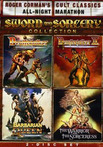 Sword and Sorcery Collection (Roger Corman's Cult Classics)