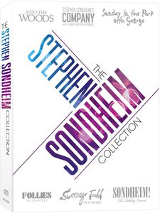 The Stephen Sondheim Collection