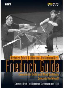 Cello Concerto & Concerto for Myself