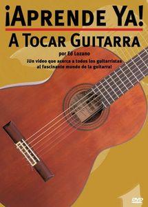 Aprende Ya: Tocar Guitarra DVD Edition