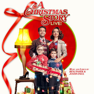 A Christmas Story Live! (Original Soundtrack) , Various Artists