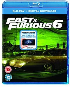 Fast & Furious 6 [Import]