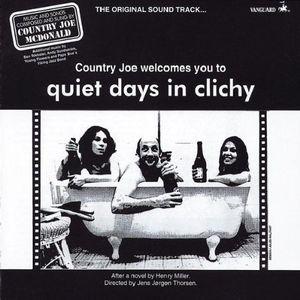 Quiet Days in Clichy (Original Soundtrack) [Import]