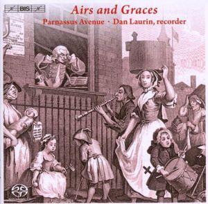 Airs & Graces: Scottish Tunes & London Sonatas