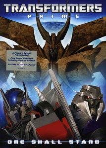 Transformers Prime: One Shall Stand