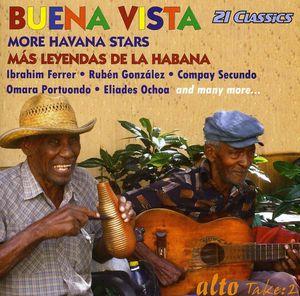 More Havana Stars/ Mas Leyendas De La Habana