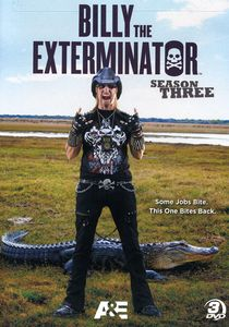 Billy the Exterminator: Season Three
