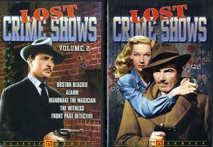 Lost Crime Shows 1 & 2