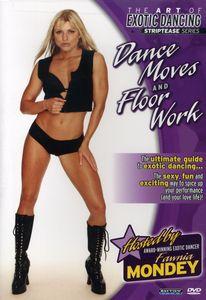 Striptease Series: Dance Moves & Floorwork