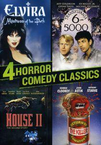 4 Horror Comedy Classics