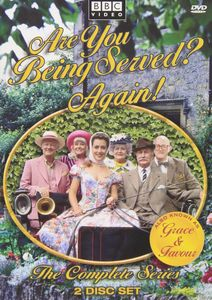Are You Being Served? Again!: The Complete Series