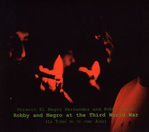 Robby and Negro At The Third World War