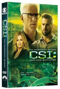 CSI: The Fourteenth Season