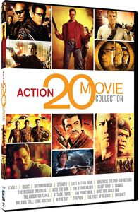 Action 20 Movie Collection