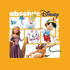 Absolute Disney: Volume 3 (Various Artists)