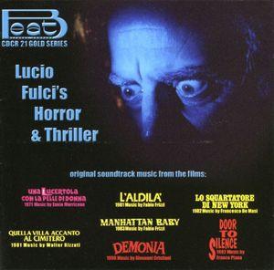 Lucio Fulci's Horror & Thriller [Import]