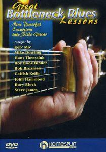 Great Bootleneck Blues Lessons