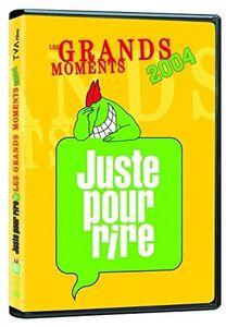 Juste Pour Rire-Les Grands Moements 2004 [Import]