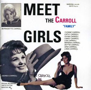 Meet the Carroll Girls 33 Cuts