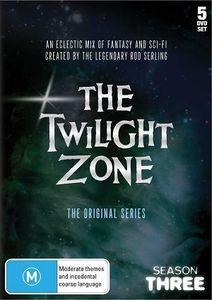 Twilight Zone - Original Series: Season 3 [Import]