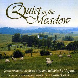 Quiet in the Meadow