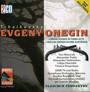 Tchaikovsky: Evgeny Onegin