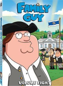 The Family Guy: Volume 8