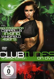 Clubtunes on DVD-The Classic Edition