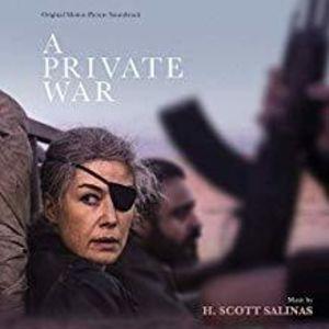 A Private War (Original Motion Picture Soundtrack)