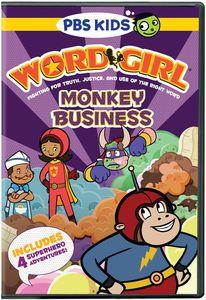 Wordgirl: Monkey Business