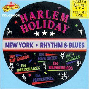 Harlem Holiday: New York Rhythm and Blues, Vol.1