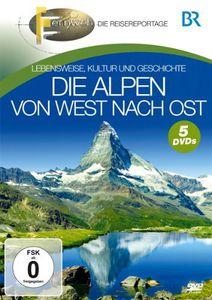 Br-Fernweh: Die Alpen Von West Nach /  O.S.T.