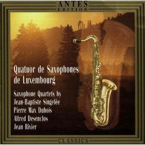Saxophone Qtets