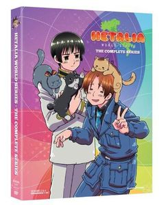 Hetalia: World Series Complete Series