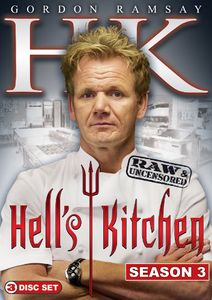 Hell's Kitchen: Season 3 Raw and Uncensored
