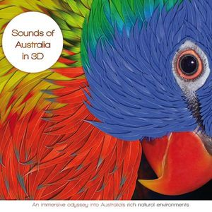 Sounds of Australia in 3D