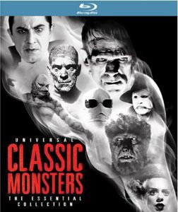 Universal Classic Monsters: The Essential Collection