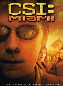CSI Miami: Season 3-D-Se