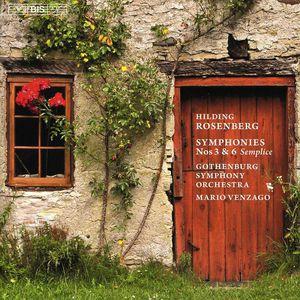 Symphonies Nos 3 & 6