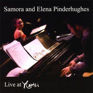 Samora & Elena Pinderhughes: Live at Yoshi's