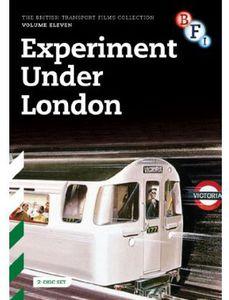 Vol. 11-British Transport Films: Experiment Under [Import]