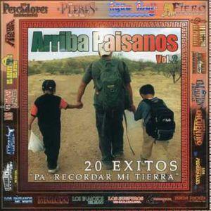 Arriba Paisanos, Vol. 2